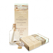 Message Bottle Giftbox  - Beach